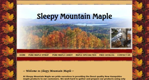 Sleepy Mt. Maple